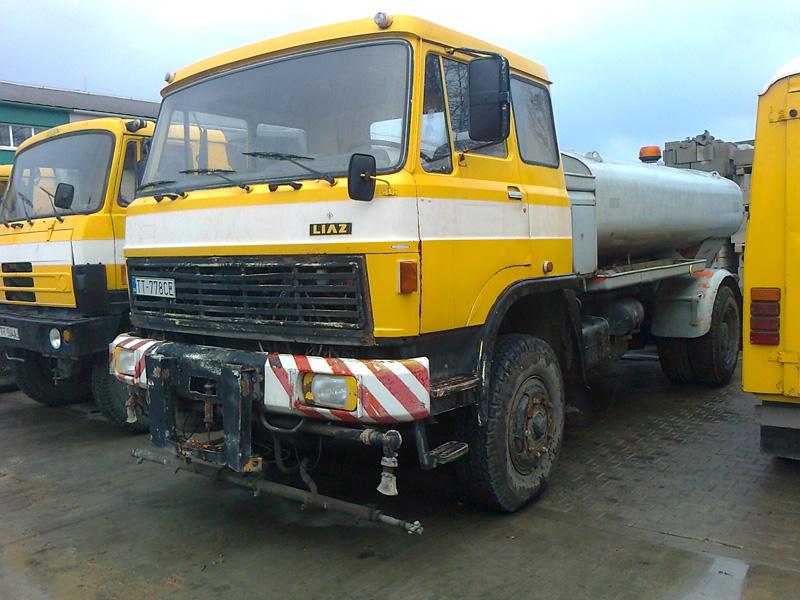 Cisterna KAROSA SA 8– L110